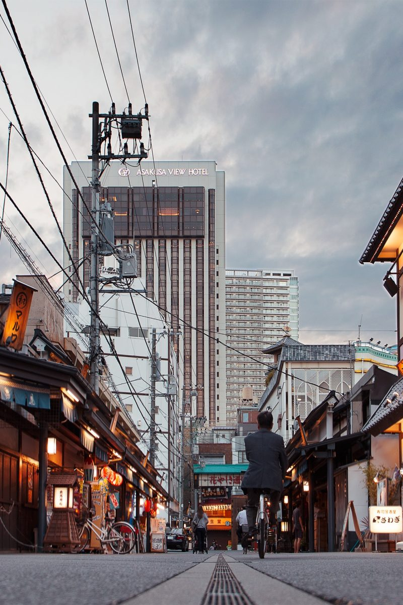 Investing in Tokyo Shitamachi area, is it worth it?